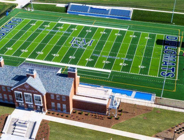 Franklin and Marshall College Shadek Stadium