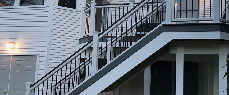 Residential Decks and Sun Porches