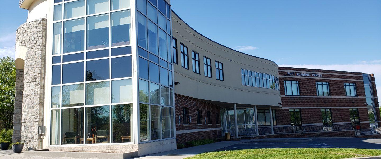 Rutt Academic Center at Lancaster Mennonite